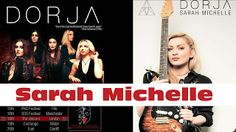 Sarah Michelle Becky Baldwin Rosie Botterill: Dorja announce new guitarist for upcoming July 2017 tour   Becky Baldwin  Because after the crap we have endured we do not fear complications we embrace them! So we got in another foreigner in :P Please welcome from Dublin Ireland DORJA's new guitarist Sarah Michelle Guitarist! I think she's gonna nail it :D 2 weeks until tour time! DORJA Please welcome the new DORJA guitarist Sarah Michelle! Sarah Michelle is a professional rock guitarist from…
