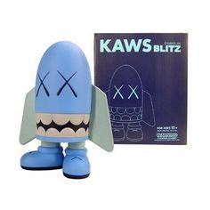 KAWS Blue Blitz Toys, Blue, Activity Toys, Clearance Toys, Gaming, Games, Toy, Beanie Boos