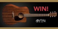 Fishman - Win a Martin DC-15ME Acoustic-Electric Guitar - http://sweepstakesden.com/fishman-win-a-martin-dc-15me-acoustic-electric-guitar/