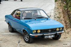 #Opel #Manta A au rasso de St Lubin les Joncherets Reportage : http://newsdanciennes.com/2016/03/21/retour-au-rassemblement-juvaboun-de-st-lubin-des-joncherets/ #Voitures #Anciennes #VintageCar