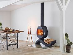 Modern stoves for efficient heating - Grand Designs Magazine