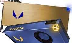 AMD apresenta a Radeon Vega Frontier Edition, com foco em alto processamento e IA