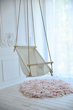 Byel offers products that are made following all EU standars and above. Byel baby swing is a high quality and all natural product. Linen, cotton and wood, thats all we need. This Byel ORIGINAL desing for a baby swing is innovative and best solutin for calming Your Baby when HE/SHE is