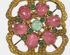 Rosamaria G Frangini | High Classic Jewellery |Kenneth Jay Lane