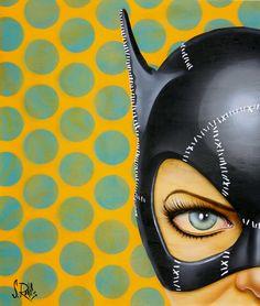 arte+Scott Rohlfs+mulhergato+chácomcupcakes