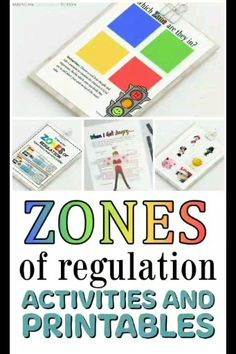 Social Skills 282249101634532978 - Parents – Use these printable zones of regulation activities with your children to help them learn self-regulation skills, coping skills, and social-emotional skills. Social Emotional Activities, Emotions Activities, Autism Activities, Social Work Activities, Social Stories Autism, Counseling Activities, Autism Resources, Social Skills Lessons, Teaching Social Skills