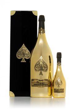 3. Armand de Brignac Brut Gold (Ace of Spades) (6 Liter) — $6,500
