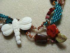 Lady Dragonfly #HAFshop #HAF #handmade $50.00