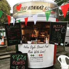 Buy 6 pizza bombs for 5 & get EXTRA for FREE! We are @horshammarkets today from 9-5! #brighton #brightontrailer #childrensparty #childrensparty #pizzabombs #ournonnaskitchen #madewithlove