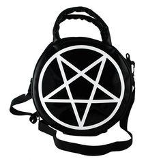 Pentagram Handbag [B]   KILLSTAR