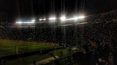 Las luces de un Estadio