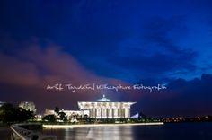 Blue Hour | Masjid Besi | Putrajaya