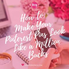 Designing great Pinterest pins has never been more important for bloggers! Social media algorithms and content glut are slowing traffic to websites. If your social traffic is slowing or you just want to add solid referral traffic to your blog, Pinterest is here for you!
