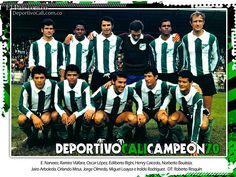 Deportivo Cali 100 Años - Campeon 1970 Jorge Ramirez, Orlando, Image Foot, Centenario, Oscar, Football Soccer, Movies, Movie Posters, Rey