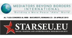 Congresul al al Mediators Beyond Borders – Bucuresti, Romania, Aprilie 2015 Mutual Respect, The Absence, Romania, No Response, Alternative, Relationship, Peace, Relationships, Room
