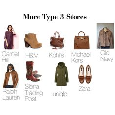 """""""More Type 3 Stores"""" by expressingyourtruth on Polyvore"""