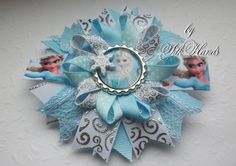 Hey, I found this really awesome Etsy listing at https://www.etsy.com/listing/191491887/frozen-bow-boutique-hair-bow-elsa