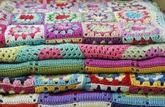 love granny blankets.....