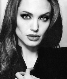"""Angelina Jolie - """"There's certainly a side of me that isn't completely…. - Angelina Jolie – """"There's certainly a side of me that isn't completely… sane. Angelina Jolie Fotos, Angelina Joile, Angelina Jolie Pictures, Angelina Jolie Style, Angelina Jolie Maleficent, Beautiful Celebrities, Most Beautiful Women, Beautiful Smile, Jolie Pitt"""
