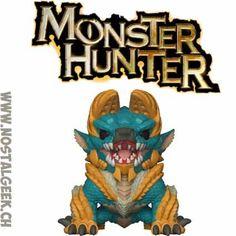 Figurine Funko Pop Games Monster Hunters Zinogre geek suisse shop noel Funko Pop, Bd Comics, Pop Games, Monster Hunter, Manga, Hunters, Geek Stuff, Shop, Fictional Characters