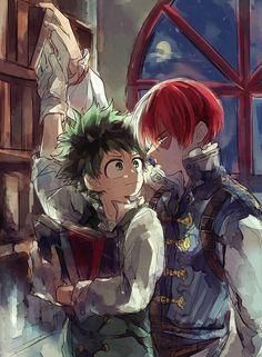 Read Tododeku from the story Yaoi/Anime pics by sushiandtea (APH_Cecilia) with reads. Anime: My Hero Academia Ship: Todoroki. My Hero Academia Episodes, My Hero Academia Memes, Hero Academia Characters, Fictional Characters, Boku No Hero Academia, My Hero Academia Manga, Lgbt Anime, Otaku Anime, Anime Style