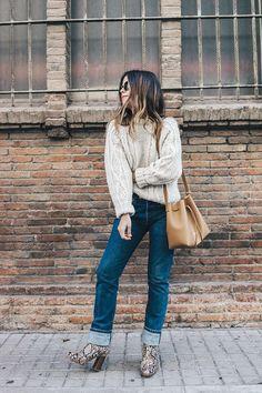 fall outfit idea | m