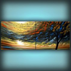 http://www.etsy.com/listing/93394043/sale-landscape-painting-tree-painting