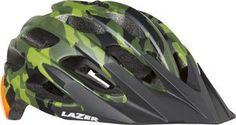 Lazer Magma Helmet: Matte Camo Flash Orange, MD by Lazer. Lazer Magma Helmet: Matte Camo Flash Orange, MD.