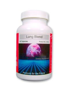 Lung Supplement Lung Blend Amazing Chelated Natural Lung Support Supplement with Garlic Horehound Fenugreek Seed and Homeopathic Cell Salts 90ct by by Performance Supplement Store >>> Check out this great product. (This is an affiliate link)
