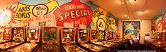 Pacific Pinball Museum - Oakland