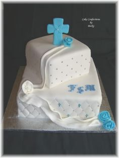 Confirmation Cakes for Boys | http://i209.photobucket.com/albums/b...120Large20.jpg