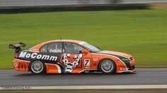Jim Pollicina, racing Jason Richards former V8 Supercar  - JR.