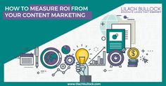 How to measure ROI from your content marketing via @lilachbullock