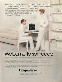 Interesting CompuServe ad from 31 years ago!