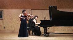 Wieniawski Violin Concerto No. 1 in F-sharp Minor, Kiarra Saito-Beckman