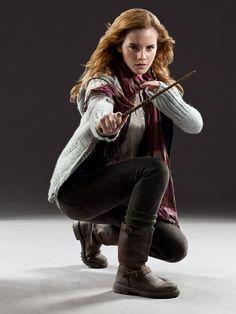Emma watson in harry potter!!!!I love u hermine