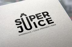 superjuice LOGO design on Behance