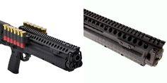 Kel-Tec KSG Shotgun Accessories by Mesa Tactical.