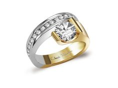 Please visit our store to see our entire collection of jewelry by Claude Thibaudeau. | Rings from Enhancery Jewelers | San Diego, CA- Click to buy now