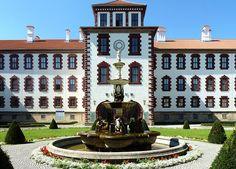 Schloss Elisabethenburg  in Meiningen
