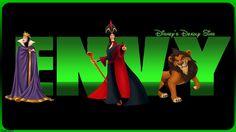 Disney's Deadly Sins: Envy by =trentsxwife on deviantART