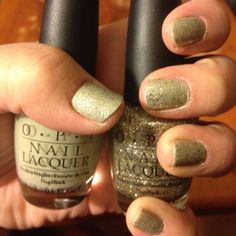 My new nail color: Stranger Tides, topped with Spark de Triumph.
