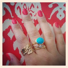 Rings by Stella & Dot repin for a chance to win http://www.stelladot.com/denikaclay