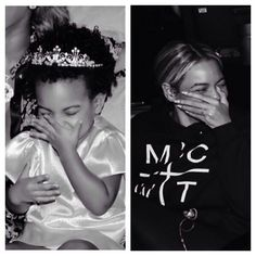 Blue Ivy Carter & Beyoncé= the sweetest mummy/daughter pair Jay Z Mother, Blue Ivy Carter, Carter Family, Beyonce And Jay Z, Beyonce Knowles, Celebs, Celebrities, Queen Bees, Mom Style