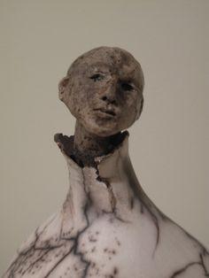 Rosalind Shaffer Ceramic Art - Figurative Vessels