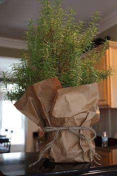 Rosemary Hostess Gift