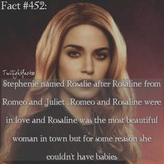 WEBSTA @ twilightfactss - ~Thank you for making this lovely connection. It makes sense and goes with all the Romeo and Juliet references-Autumn{ Twilight Poster, Twilight Quotes, Twilight Saga Series, Twilight Edward, Twilight Cast, Twilight Pictures, Twilight Series, Twilight Movie, Rosalie Cullen