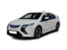 Vaxuhall Ampera Eco green electric cars