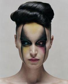 avant garde makeup - Google Search