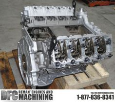 2003-2007 FORD 6.0LT POWERSTROKE DIESEL REBUILT ENGINE - DIESEL REBUILDS Every engine to the highest industry standards and have set the mark to beat! We only use OEM parts and the highest quality parts available! We never cut corners to save a dollar we hide nothing! We build every engine in our facility in Edmonton. Most of our competitors import we don't. We makes improvements to the engine for a long life and longevity.   Our 6.0LT Engine comes with ARP Head Studs.  PLEASE CALL…